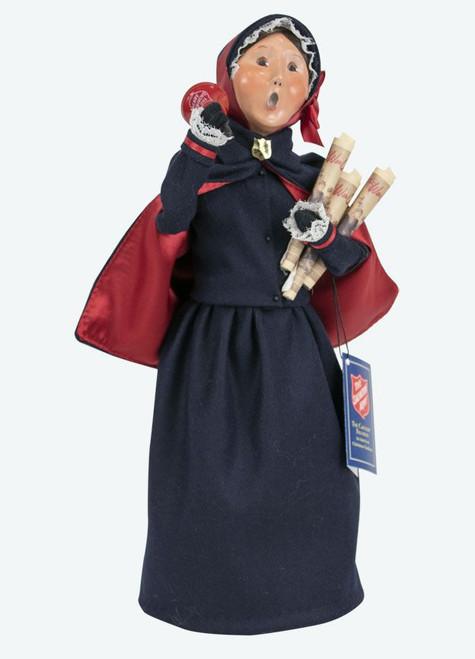 Byers' Choice Caroler, Salvation Army Woman (4411C)