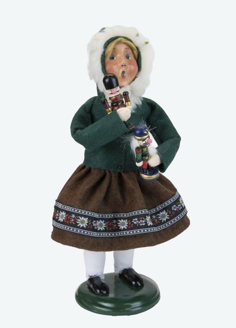 Byers' Choice Caroler, Nutcracker Girl (4843F)