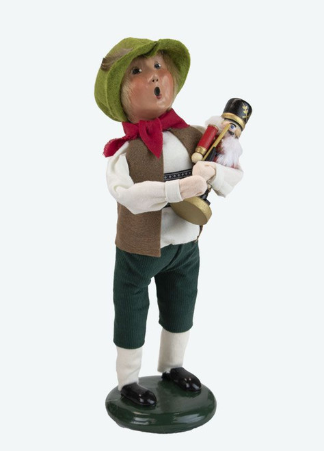 Byers' Choice Caroler, Nutcracker Boy (4844F)