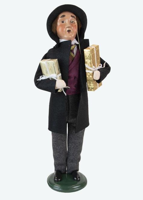 Byers' Choice Caroler, Victorian Man (4856M)