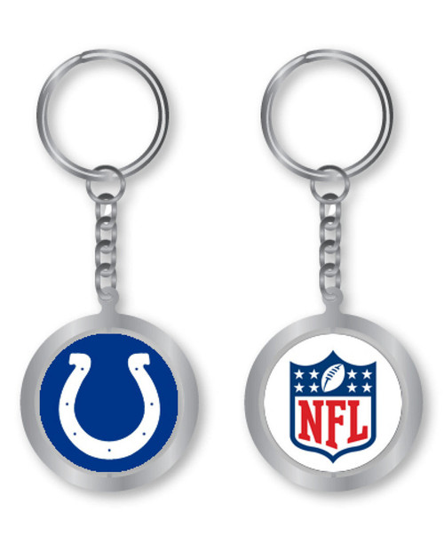 Aminco NFL Indianapolis Colts Keychain and Moneyclip