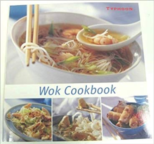 Fox Run Wok Cookbook (1830)