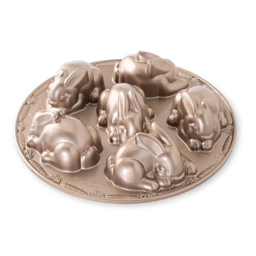 Nordic Ware Bunny Cakelet Pan (90148)