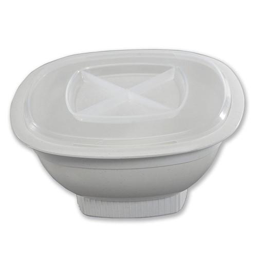 Nordic Ware Popcorn Popper, White (60120)