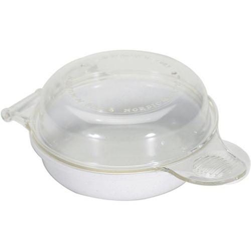 Nordic Ware Microwave Eggs 'n Muffin Breakfast Pan (60510)
