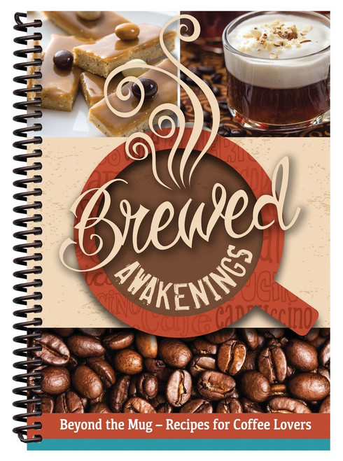 "CQ Products - ""Brewed Awakenings"" Cookbook"