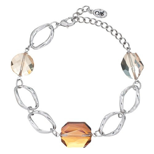 Annaleece Crystal Effects Bracelet