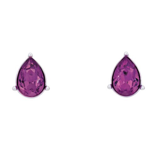 Annaleece Dazzling Earrings, Amethyst