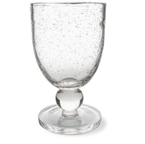 TAG Bubble Glass Goblet