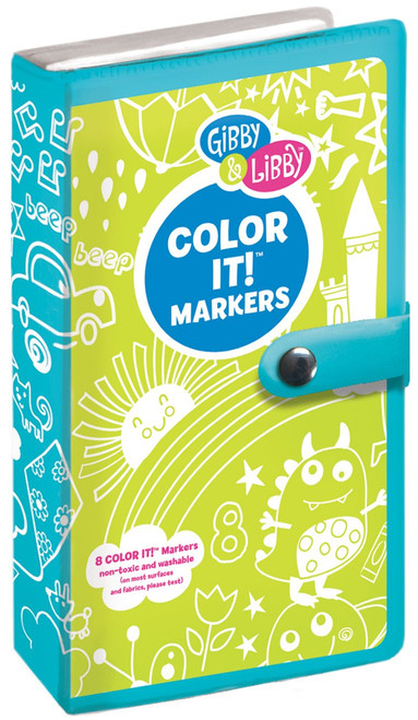 C.R. Gibson Color It! Washable Markers
