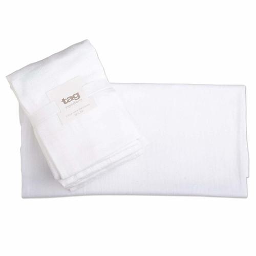 TAG Flour Sack Cotton Dishtowel, Set of 5 (730826)