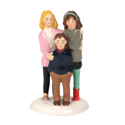Department 56 Snow Village Alleluia Figurine