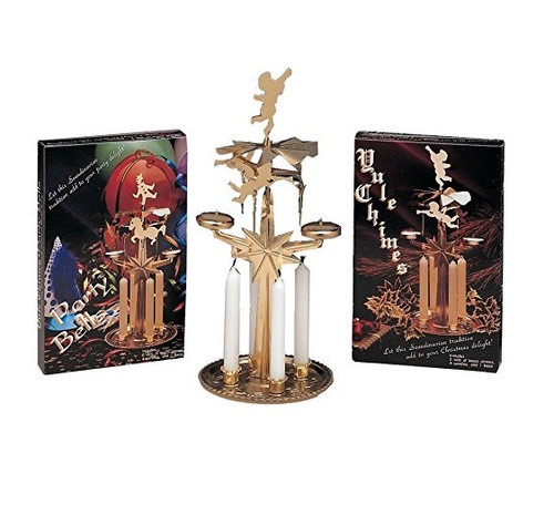Biedermann & Sons Yule Chime Party Bell Set (H350)