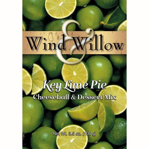 Wind & Willow Cheeseball & Dessert Mix, Key Lime Pie
