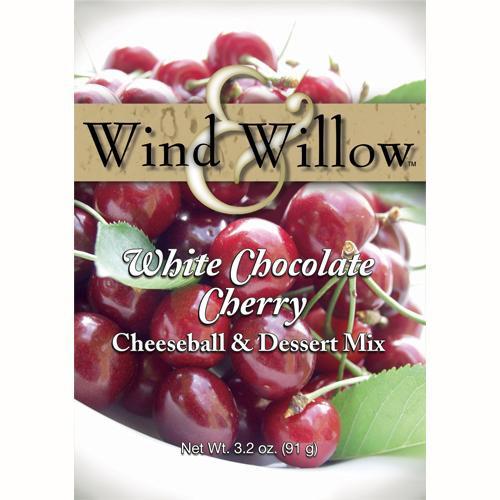 Wind & Willow Cheeseball & Dessert Mix, White Chocolate Cherry
