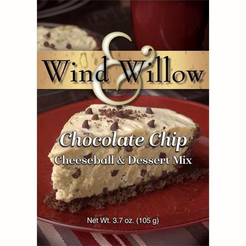 Wind & Willow Cheeseball & Dessert Mix, Chocolate Chip