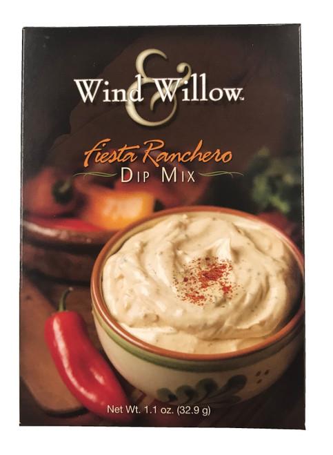 Wind & Willow Dip Mix, Fiesta Ranchero