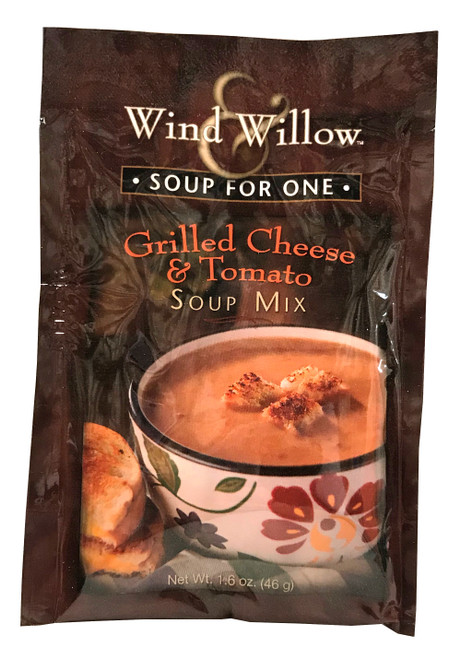 Wind & Willow 1-Cup Soup Mix, Grilled Cheese & Tomato