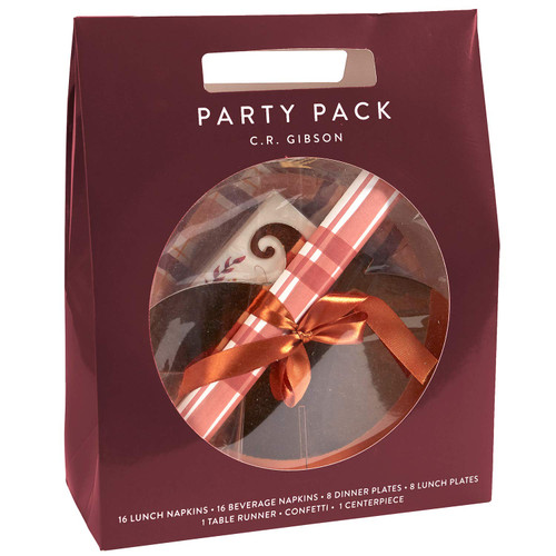 C.R. Gibson Party Pack, Harvest