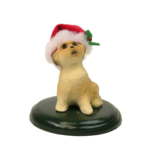 Byers' Choice Dog, Mitzy (614P)