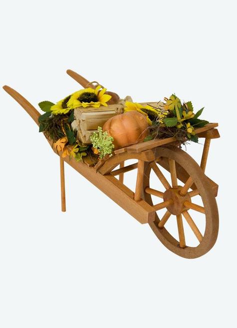 Byers' Choice Harvest Wheelbarrow (6711)