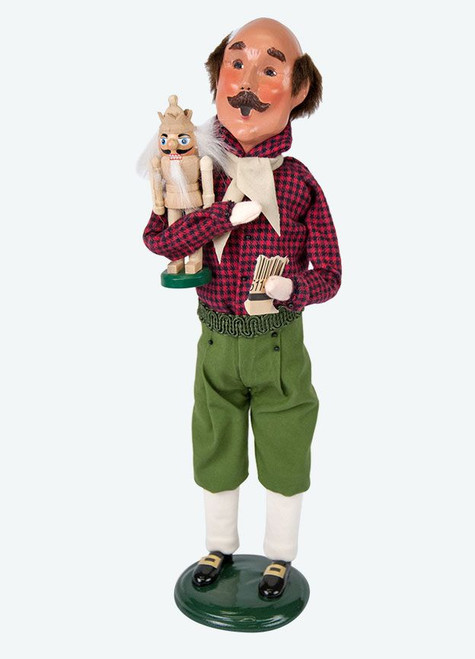 Byers Choice Caroler, Nutcracker Maker (4842D)