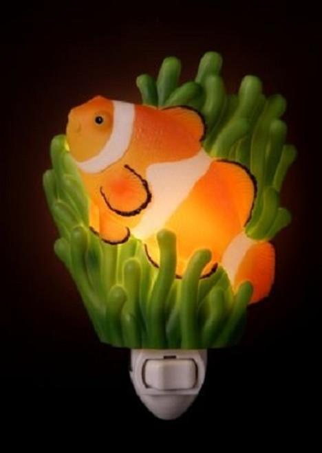 Ibis & Orchid Nightlight, Clownfish