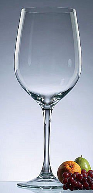 "Badash 25"" Crystal Big Bordeaux Goblet (CD723)"