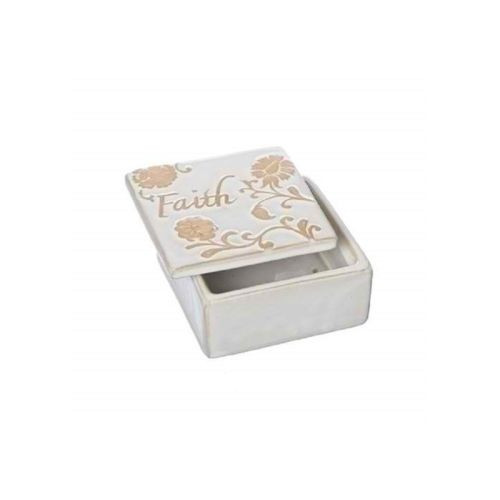 "Roman Porcelain Gift box ""Faith"""