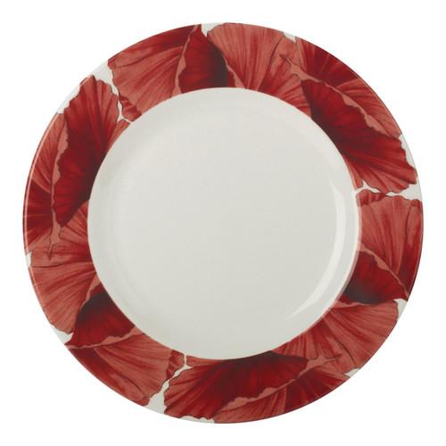 Portmeirion Botanic Blooms Salad Plate, Poppy