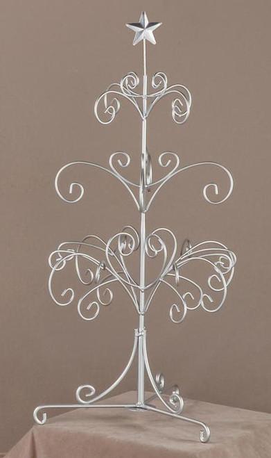 "Tripar Silver Ornament Regent Tree, 27"" (34184)"