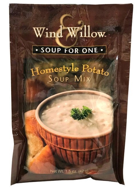 Wind & Willow 1-Cup Soup Mix, Homestyle Potato