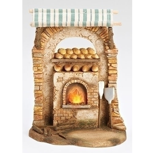 "Roman Fontanini  5"" Collection LED Bakery Shop"