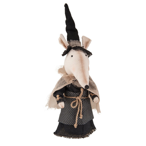 "C&F Enterprises 20"" Witchy Mouse Doll Figure"
