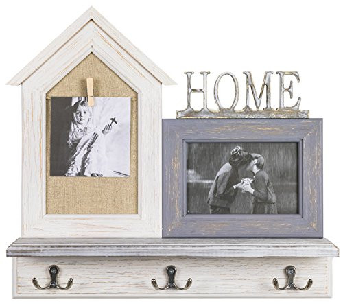 Hanna Handiworks Home Photo Frame Shelf Hanger