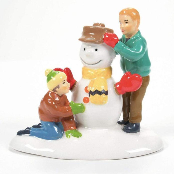 Department 56, Original Snow Village, It's Good Old Charlie Brown