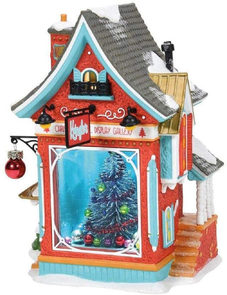 Department 56 North Pole Series Kringle's Christmas Tree Gallery