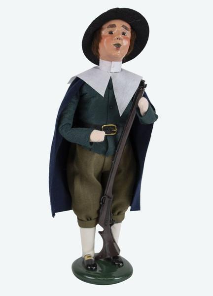 Byers' Choice Caroler, Pilgrim Man (5012C)