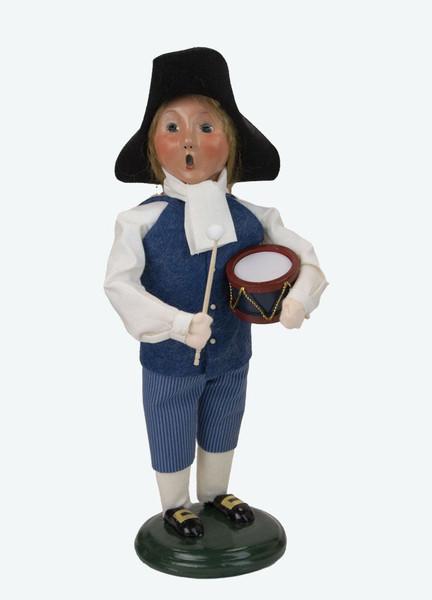 Byers' Choice Caroler, Colonial Boy in Blue (5214)