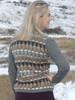 Alpaca Bi-Colour Sweater
