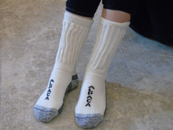 Alpaca Therapeutic Socks