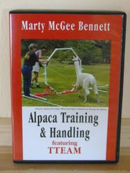 Alpaca Training and Handling DVD