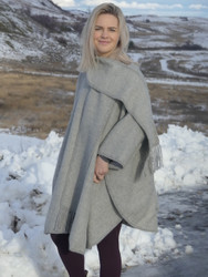 Luxurious Alpaca Cape