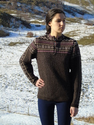Alpaca Ski Sweater
