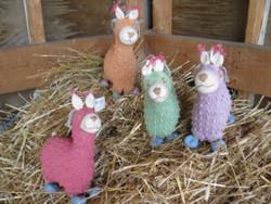 Llamas - Pima Cotton