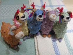 Baby Llama Toys - Pima Cotton