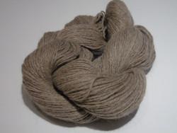 Camelot Organic Grey - 2 ply Llama yarn