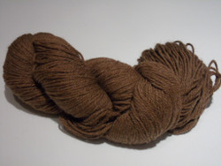3 ply - Camelot Brown Sock Yarn