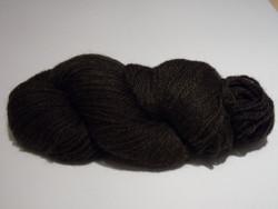 3 ply Camelot Organic Dark Brown Alpaca Yarn