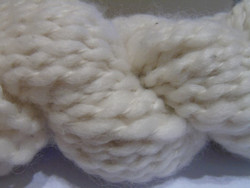 Baby Alpaca Yarn - White - 100%